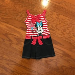 Other - Minnie Mouse Romper 3t